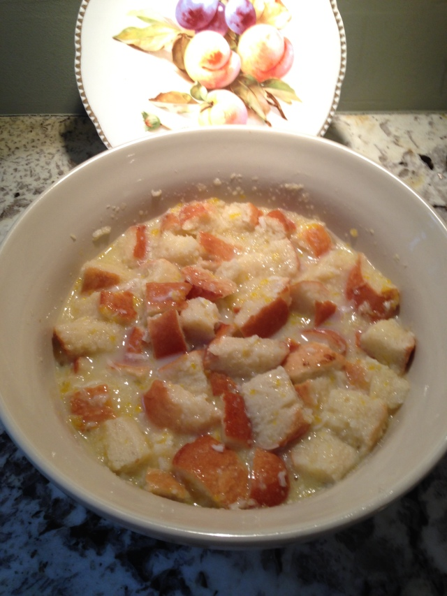 Normas Bread Pudding via LashesandDashes
