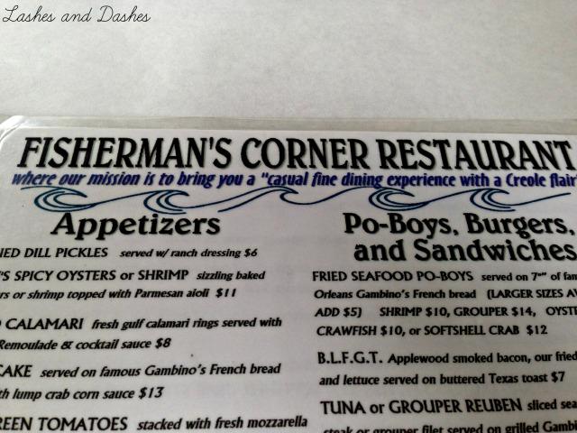 Fisherman's Corner, Pensacola Florida via LashesandDashes