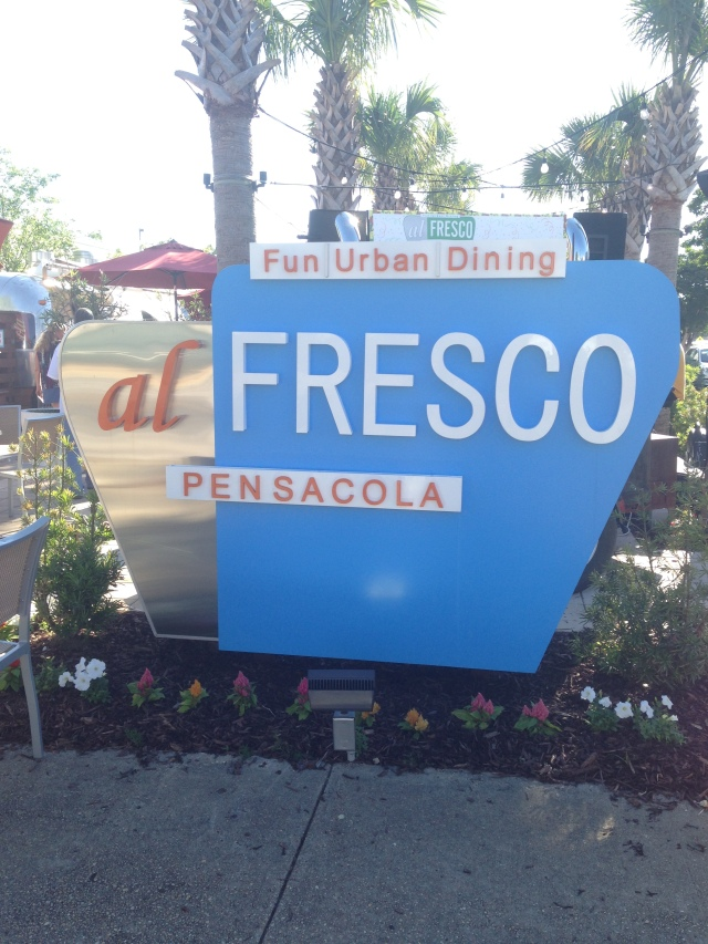 Al Fresco Pensacola via LashesandDashes