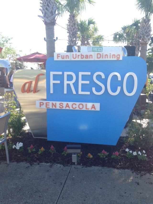 Al Fresco Pensacola via LashesandDashes