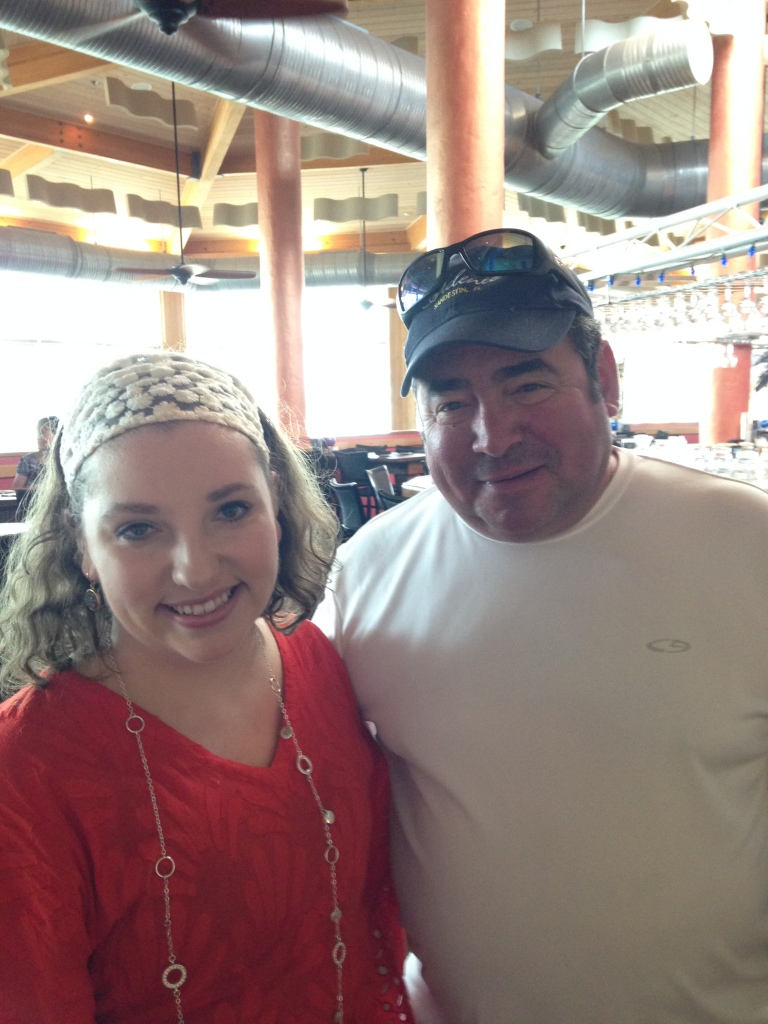 Cobalt Restaurant and Meeting Emeril Lagasse